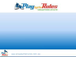 PBTR Template Presentation
