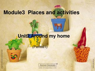 Module3  Places and activities
