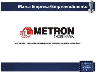 CATEGORIA 1 – EMPRESA EMPREENDEDORA DESTAQUE DO SETOR IMOBILIÁRIO