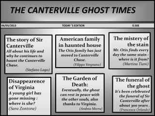 The Garden of Death: