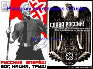 Pravicov� extremismus v Rusku
