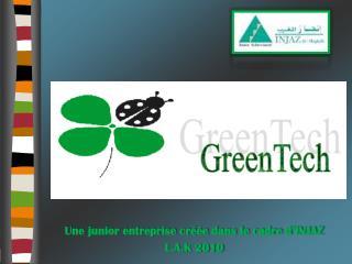 Une junior entreprise cr��e dans le cadre d�INJAZ L.A.K 2010