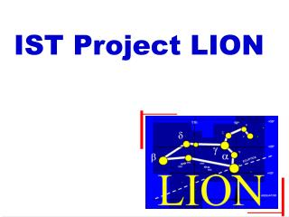 IST Project LION