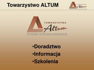 Towarzystwo ALTUM