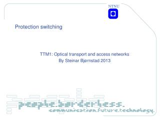Protection switching