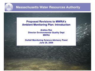 MWRA requesting revisions: