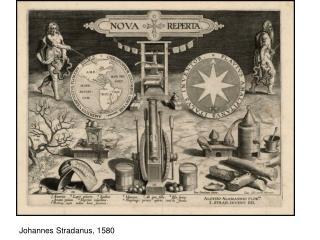 Johannes Stradanus, 1580