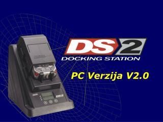 PC  Verzija  V2.0