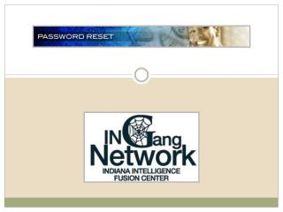 Password Reset Enrollment