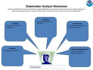 Stakeholder: