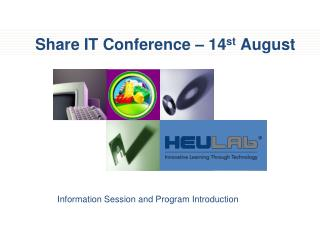 Share IT Conference  –  14 st  August