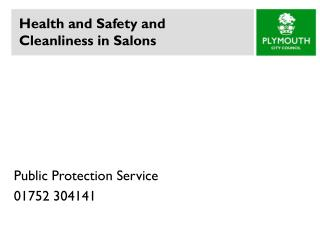 Health and Safety and Cleanliness in Salons
