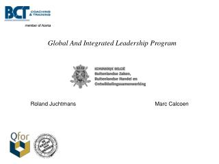 Global And Integrated Leadership Program
