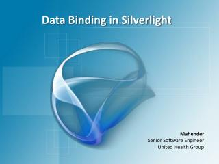 Data Binding in Silverlight