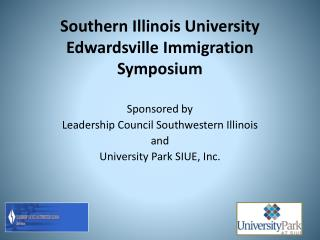 Southern Illinois University Edwardsville Immigration Symposium