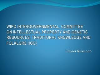 Olivier Rukundo