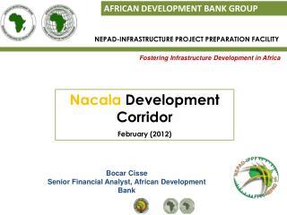 Fostering Infrastructure Development in Africa