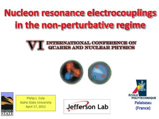 Nucleon resonance  electrocouplings in the non- perturbative  regime
