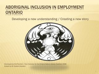 Aboriginal Inclusion in Employment Ontario
