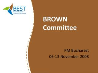 BROWN Committee