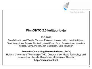 FinnONTO 2.0 kulttuuripaja