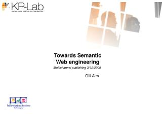 Towards Semantic Web engineering