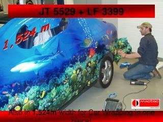 JT 5529 + LF 3399