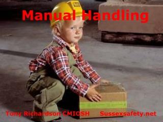 Safe Manual Handling