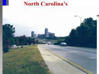 """North Carolina's      """"Clean Smokestacks Act"""" NGA Conference on State Best Practices"""