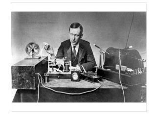 Genealogía de la radio