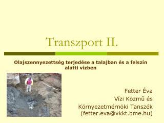 Transzport II.