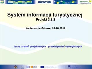 System informacji turystycznej Projekt 3.3.2