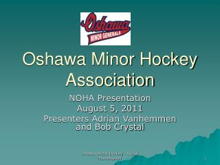 Oshawa Minor Hockey Association
