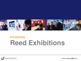 Introducing Reed Exhibitions