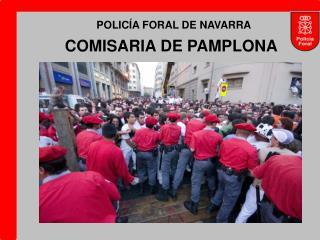 COMISARIA DE PAMPLONA