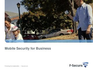 Mobile Security for Business