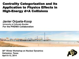 Centrality Categorization and its Application to Physics Effects in High-Energy  d+A  Collisions