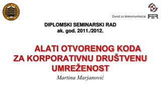 Martina Marjanović