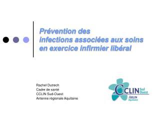 Pr vention des infections associ es aux soins  en exercice infirmier lib ral
