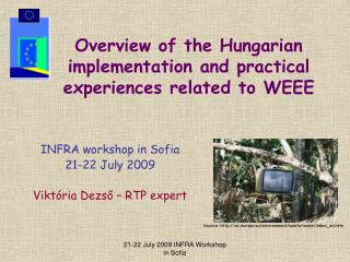 Overview of the Hungarian implementation and practical experiences related to WEEE