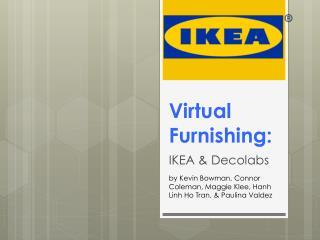 Virtual Furnishing: