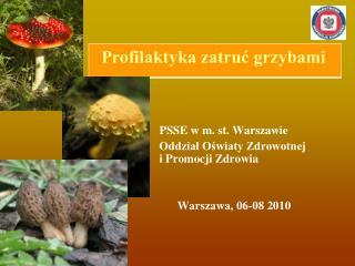 PSSE w m. st. Warszawie