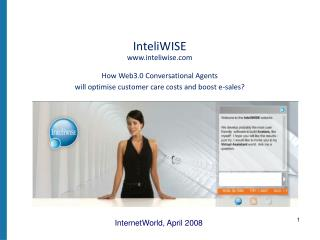 InteliWISE inteliwise How Web3.0 Conversational Agents