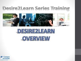 Desire2Learn Overview
