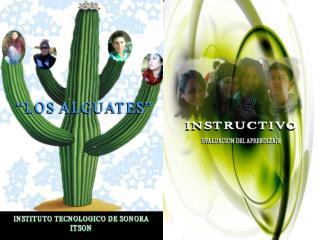 Presentación Objetivos de Aprendizaje Objetivos Uso y características Tipos de objetivos