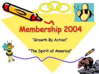 Membership 2004