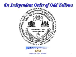 De Independent Order of Odd Fellows