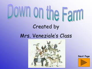 Created by Mrs. Veneziale's Class