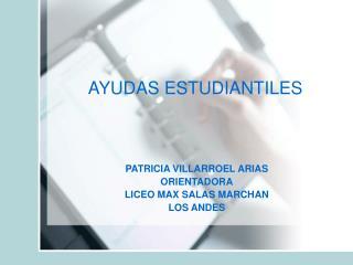 AYUDAS ESTUDIANTILES