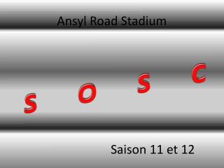 Ansyl  Road Stadium
